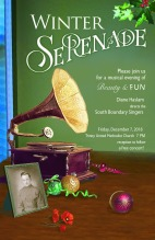 Winter Serenade poster